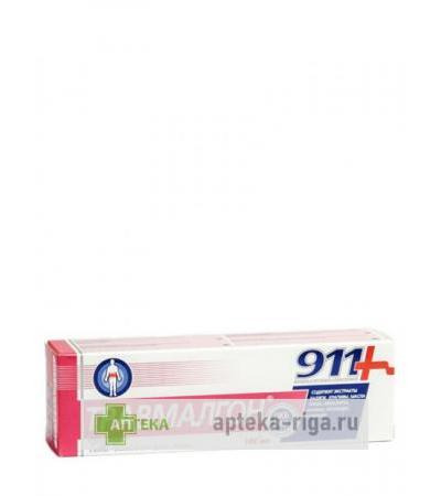 911 Travmalgon gels, 100 ml