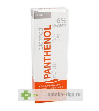 Altermed Panthenol forte 6% krēms, 30g
