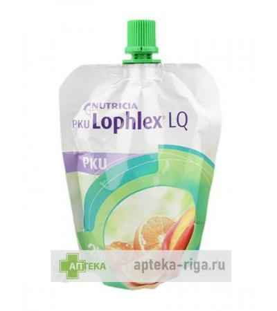 Lophlex LQ Juicy tropical, 125 ml