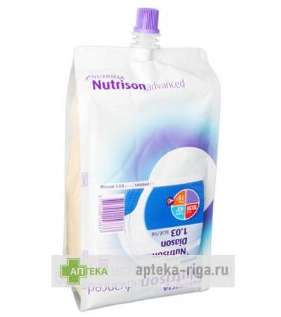 Nutrison advanced Diason, 1000 ml