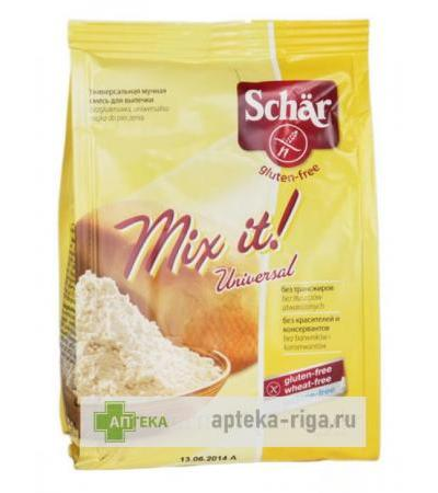 Schär Mix It bezglutēna milti, 500 g