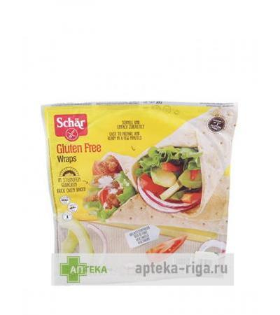 Schär Wraps maize, 160 g